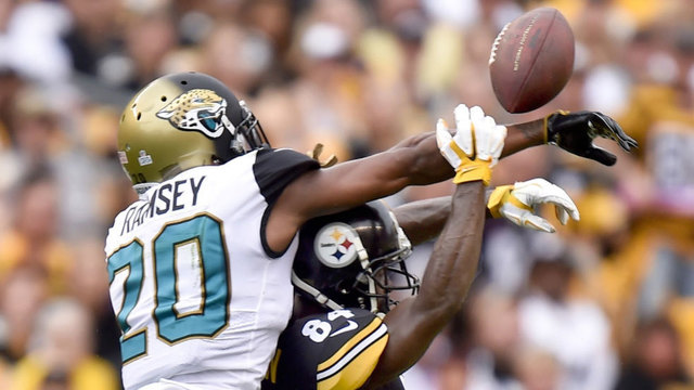 Top 10 Jags moments Ramsey