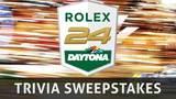 CW17 Rolex 24 Trivia Contest