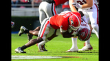 Georgia Butkus Award winner Roquan Smith to enter NFL draft