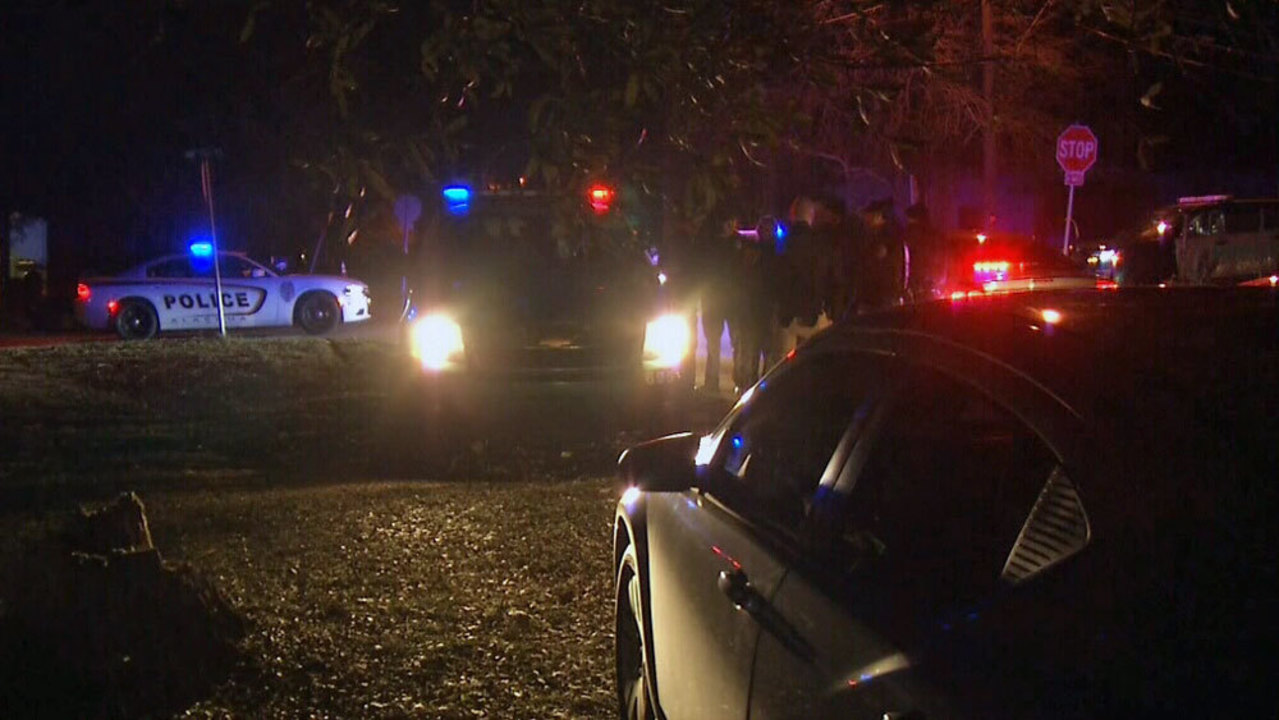 2 children, 3 adults shot in Alachua, police say