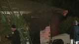 Fire damages St. Augustine home