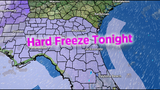 Here comes another freeze! This one keeps us bundled until the weekend.