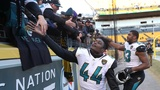 Jaguars embrace playoff fever that's taken over First Coast