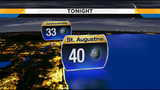 Turning chilly tonight, weekend warm up on the way