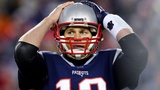 Tom Brady tight-lipped about hand injury
