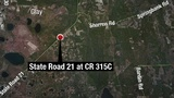 Pedestrian hit and killed in Clay County crash
