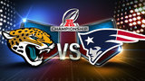 GameDay Live: Jaguars at Patriots