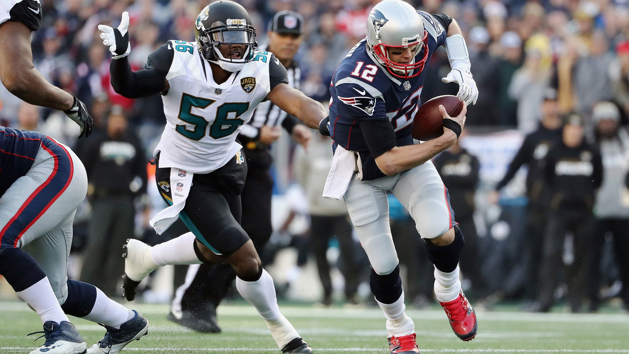 The Jaguars and Patriots play Sunday for a chance to advance to Super Bowl LII Here are our picks and predictions for the AFC championship game