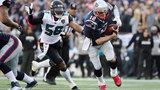 IMAGES: Jaguars face Patriots in AFC Championship game