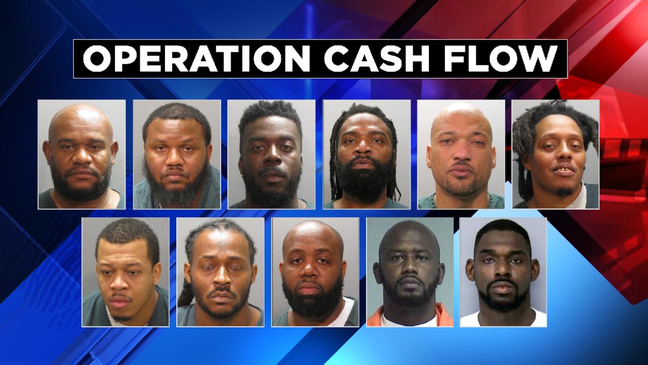 Jacksonville police: Drug bust nets 20K doses of lethal heroin