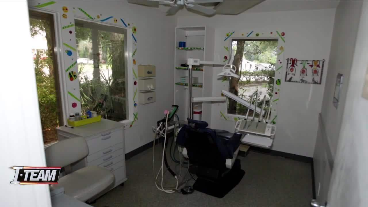 63c4b90a57d Video thumbnail for Dentist strapped screaming kids to  papoose boards
