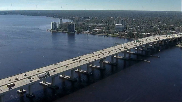Most bridges will close during Hurricane Dorian if winds hit 40 mph