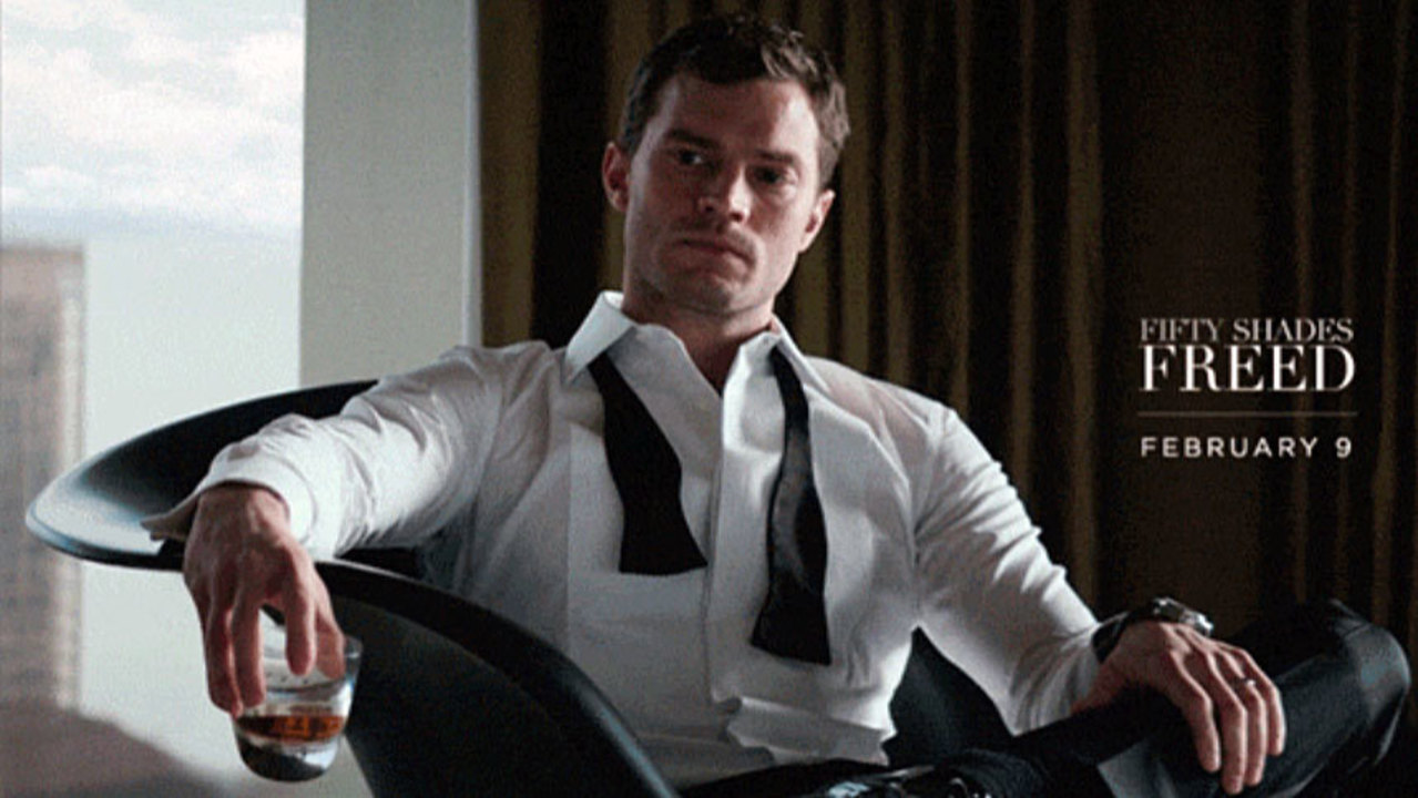 Movie Review 39 Fifty Shades Freed 39 Bows Out Before Losing