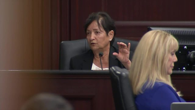 Uncut Medical Examiner Valerie RaoS Testimony