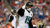 Jaguars WR Allen Robinson focused on rehab not contract