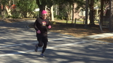 Local man runs his fastest marathon ever after risky heart surgery