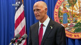Governor calls for officers in all Florida schools, raising age to buy guns