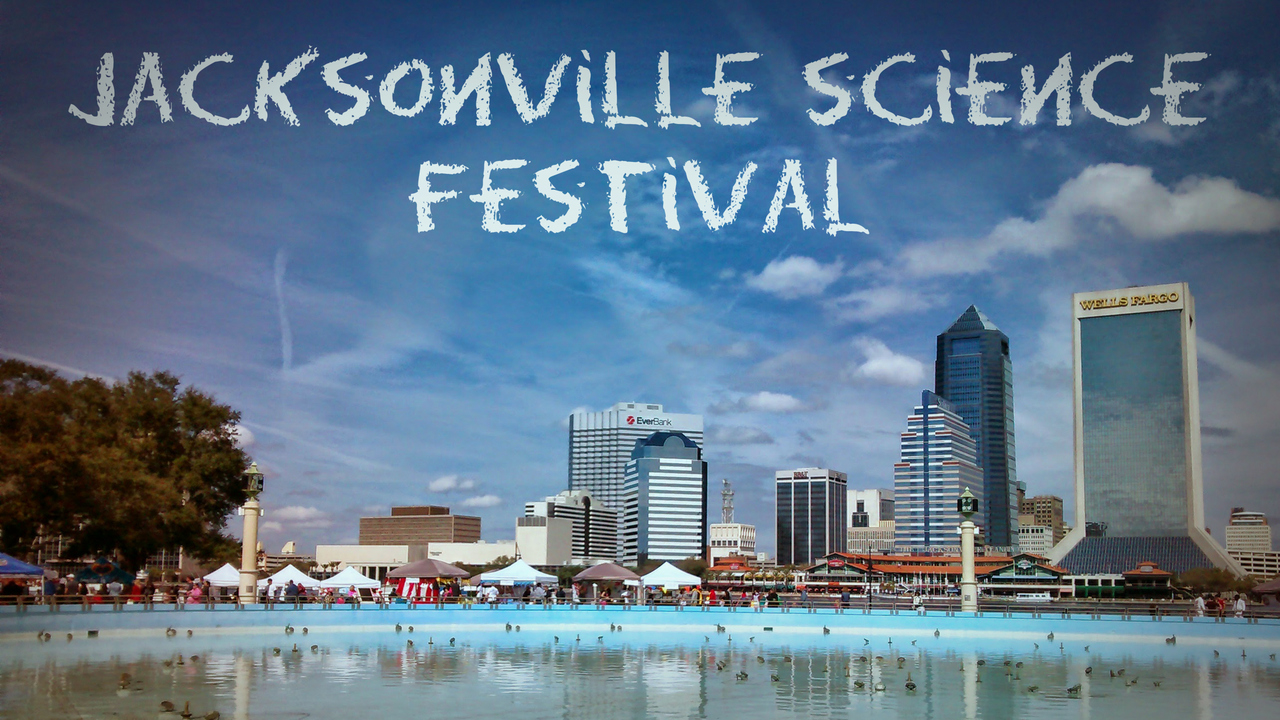 great weather for jacksonville science festival