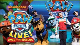 PAW Patrol Live!: Race to the Rescue announces two-day stop in Jacksonville