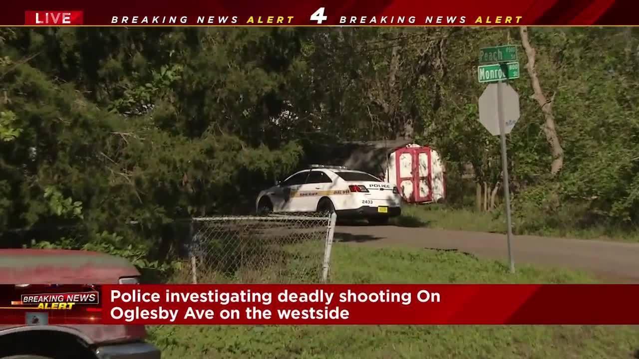 5933f6d272 Police Investigate Westside Shooting