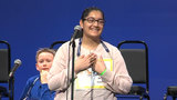 Saachi Sharma crowned regional champion at First Coast Spelling Bee