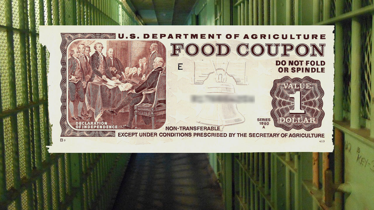 Food stamp recipients back stiff penalties for those ...