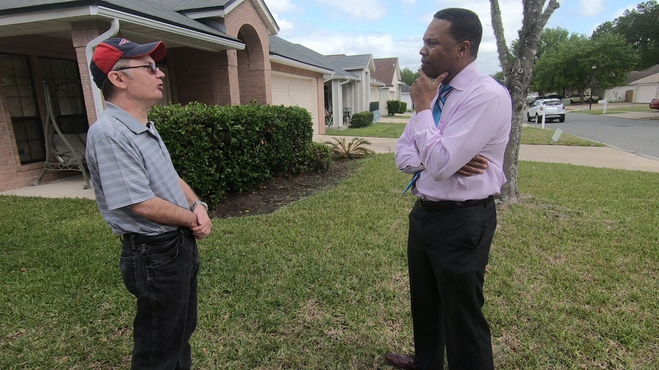 Navy Veteran Who Feels Ripped Off By Roofer Turns To I Team