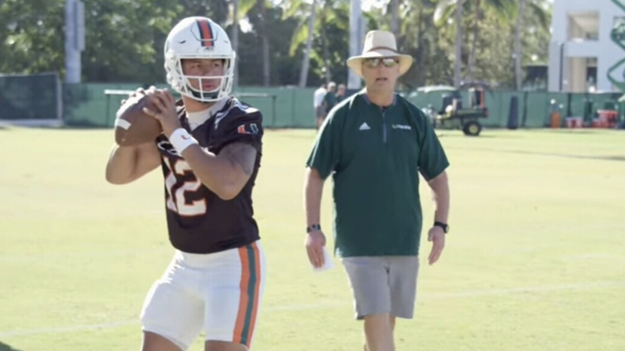 MARK%20RICHT%20HURRICANES%20Cropped_1523393340021.jpg_11906546_ver1.0_1280_720 #21 Miami travels north to face Toledo Saturday