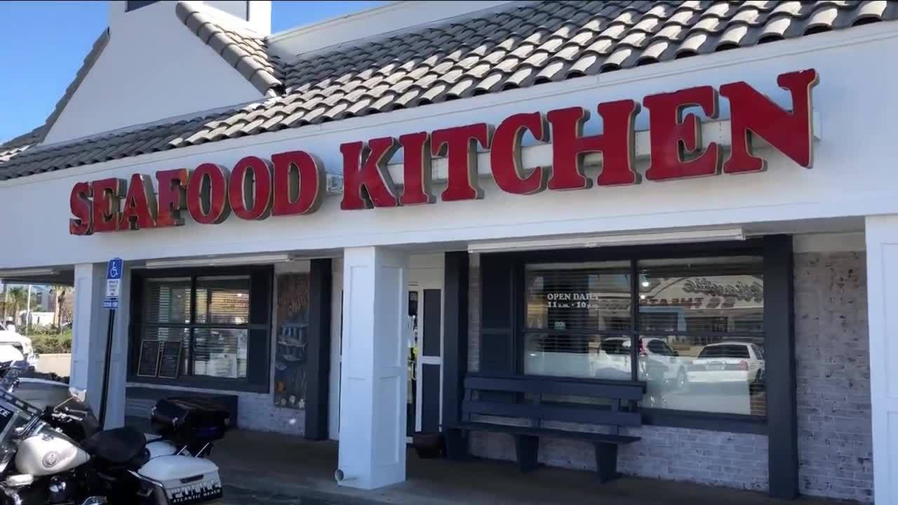 Seafood Kitchen\'s updates reeling in new business