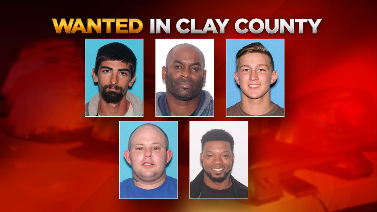 Sheriff: 26 arrested, 5 wanted in Clay County undercover drug