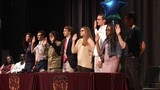 Swearing-in ceremony held for 8 high school students joining military