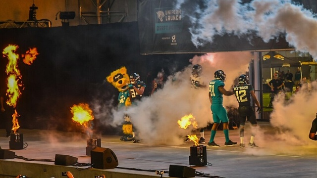 Fan information for annual Jaguars draft party