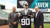 Jaguars sign Taven Bryan to 4-year deal
