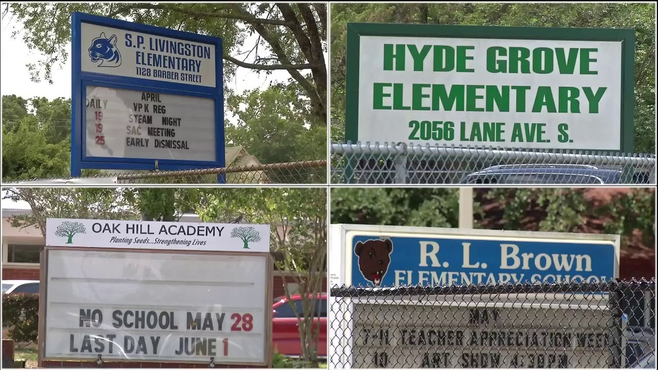 0b8871055bfb86 Hundreds of Jacksonville elementary students to be reassigned