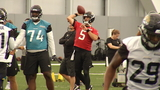 Bortles confident due to continuity as Jaguars start OTA's