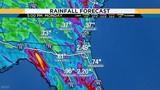 Alberto's bring heavy rain to Jacksonville metro area Sunday