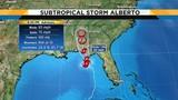 Alberto to make landfall in Florida Panhandle on Memorial Day