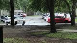 Man, woman shot in apartment near Regency