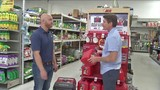 Ace Hardware helps us build a kit that fits for hurricane season