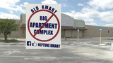 Neptune Beach residents protest development at old Kmart
