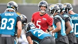 Bortles at ease in second year of Jaguars offensive system