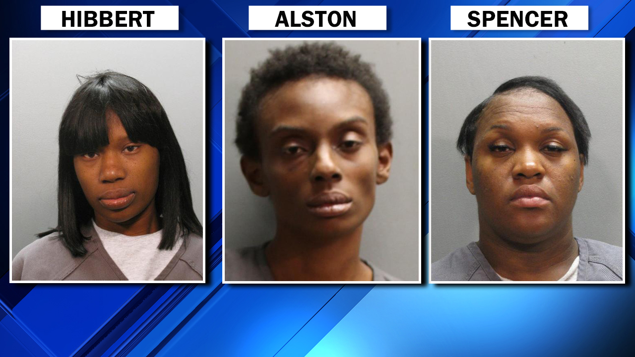 3 charged after heroin smuggled into Duval County jail