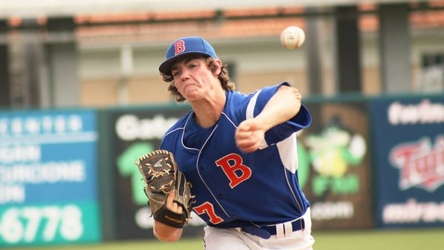 MLB draft waiting game begins for Bolles star Hunter Barco