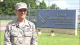 Jacksonville woman makes history in the Air National Guard