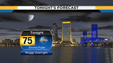Storms fading as we cool down tonight, Thursday looks hot and stormy