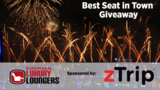 Enter to Win: The Best Seat in Town