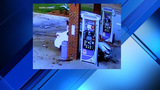 Mississippi woman drives car into gas station at 100 mph, police say
