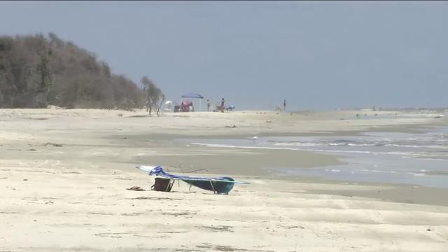 High Bacteria Levels Trigger Jekyll Island Beach Advisory - Jekyll island car show