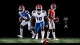 Gators unveil new Jordan Brand football uniforms