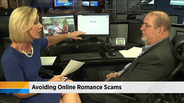 How to avoid online dating scams